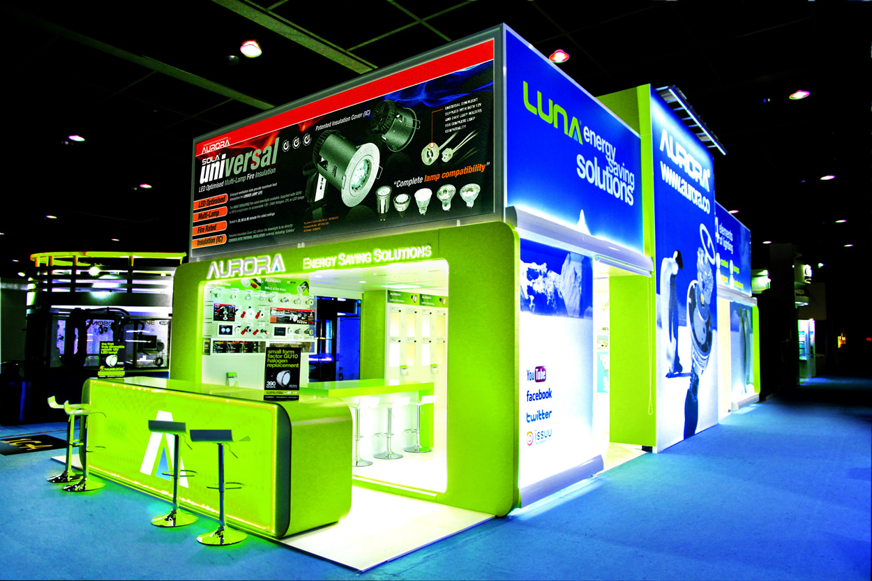 Exhibition Stand Frames : Aluminium frame profile in uk phi exhibition